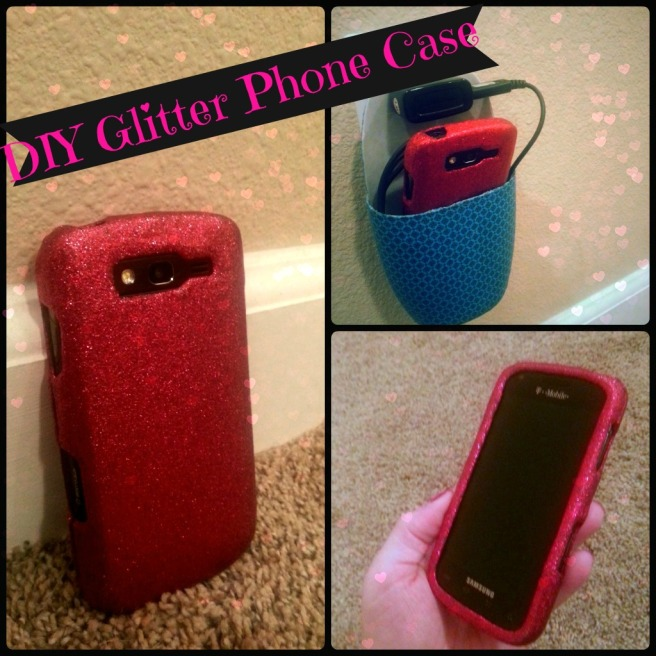 Glitter Phone Collage m